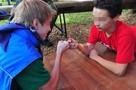 В Воронеже над аутистом, избитым до потери сознания школьниками, издевались даже маленькие дети