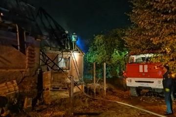 В пожаре на окраине Калининграда погибли три члена религиозной общины