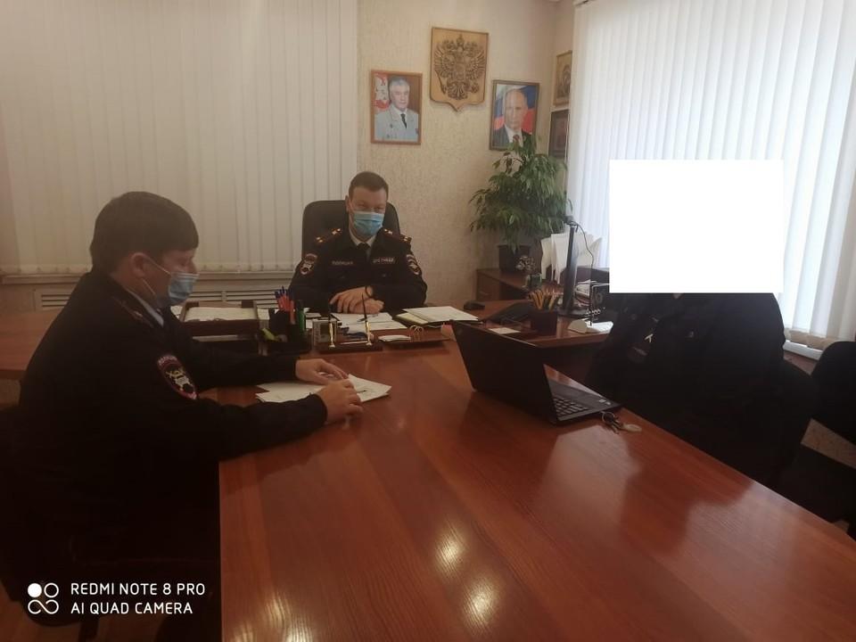 Фото: пресс-служба УГИБДД ГУ МВД России по Ставрополью.