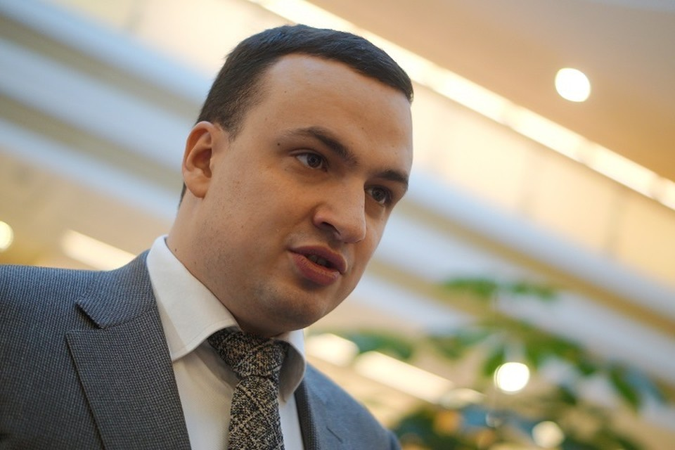 Дмитрий Ионин будет заниматься вопросами энергетики