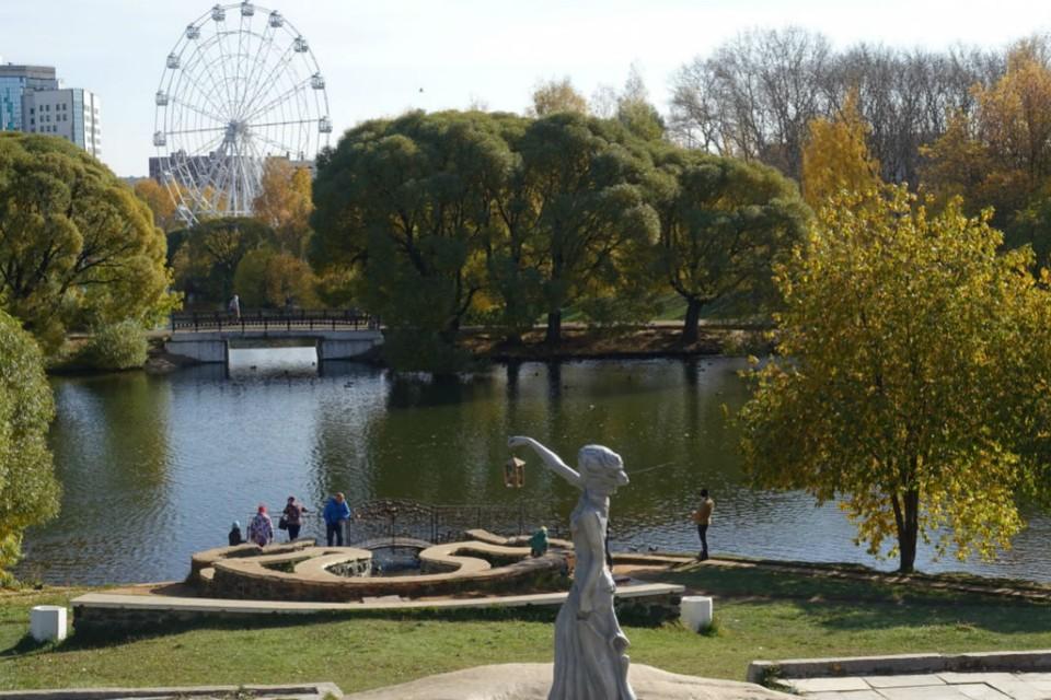 В 2020 году в Кирове в парке С.М. Кирова провели ежегодные работы по благоустройству. Фото: admkirov.ru