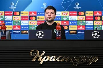 Мурад Мусаев: «Краснодар» не боится «Челси»!