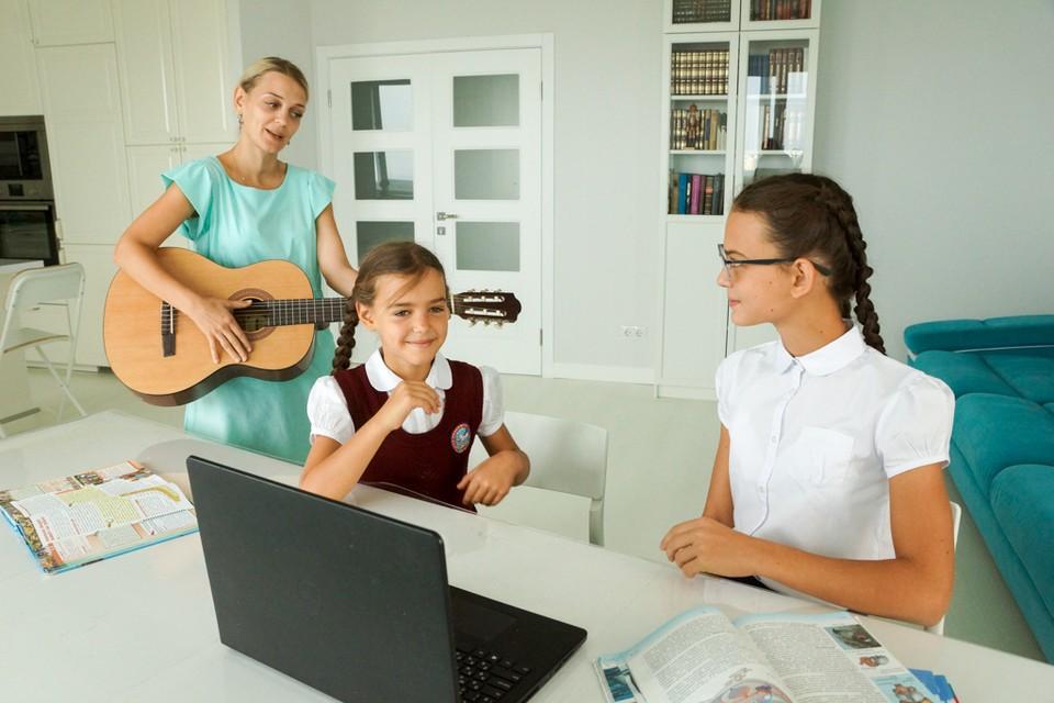 Родители хотят занять ребенка на время длинных каникул