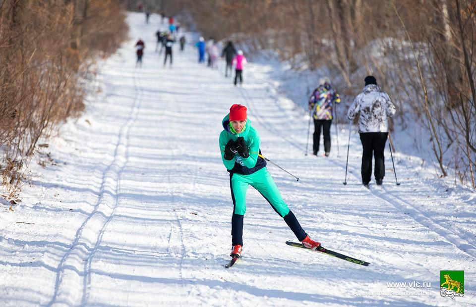 На острове Русский скоро откроется лыжная трасса