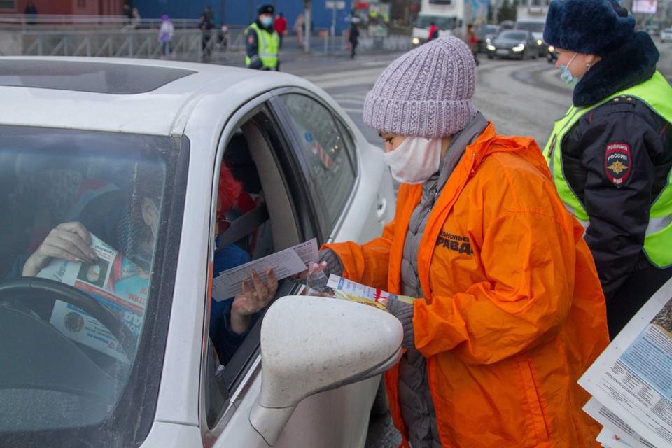 Ни гвоздя ни жезла! «Комсомолка» поздравила водителей с Днем автомобилиста