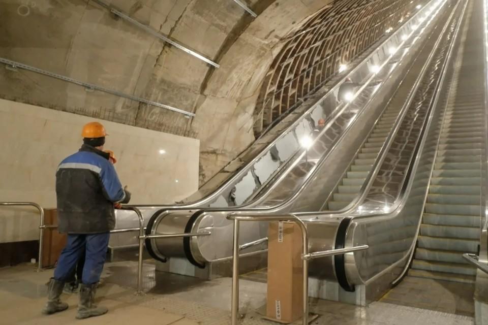 Метро Санкт-Петербурга могут расширить за счет финансирования от ВТБ.