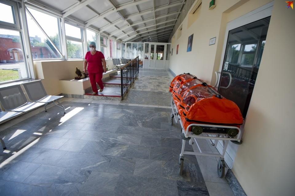 Число умерших от коронавируса в Мурманской области с начала пандемии составляет 294 человека.
