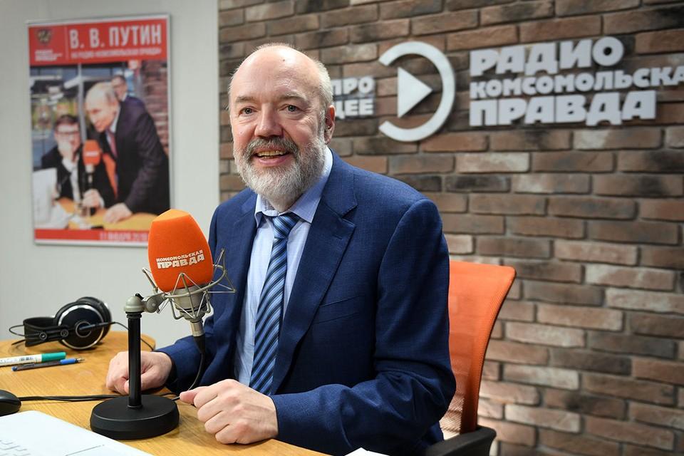 Председатель комитета Государственной думы РФ по госстроительству и законодательству Павел Крашенинников