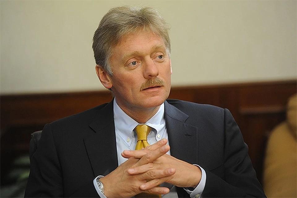 Песков заявил о нехватке врачей на фоне пандемии