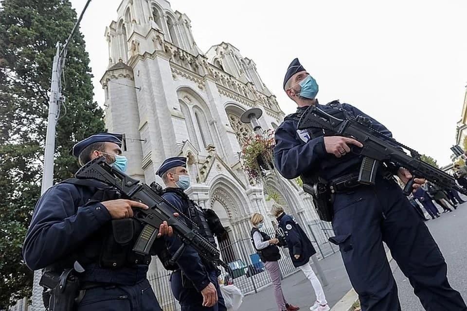 29 октября стал черным днем для всей Франции
