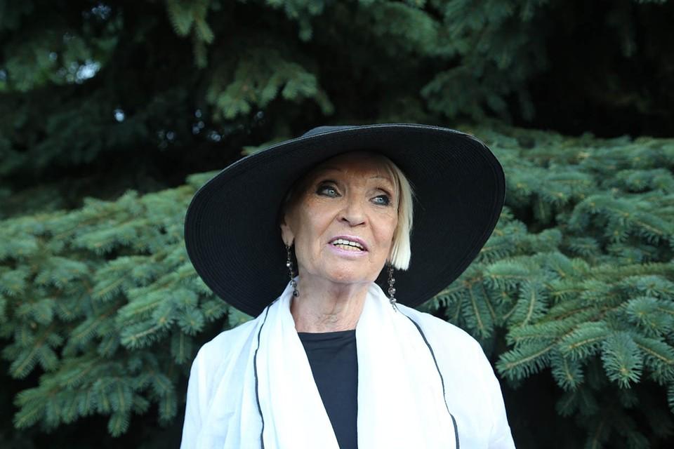 80-летняя актриса призналась, что в своем завещании не будет упоминать родных, а составит его на постороннего человека