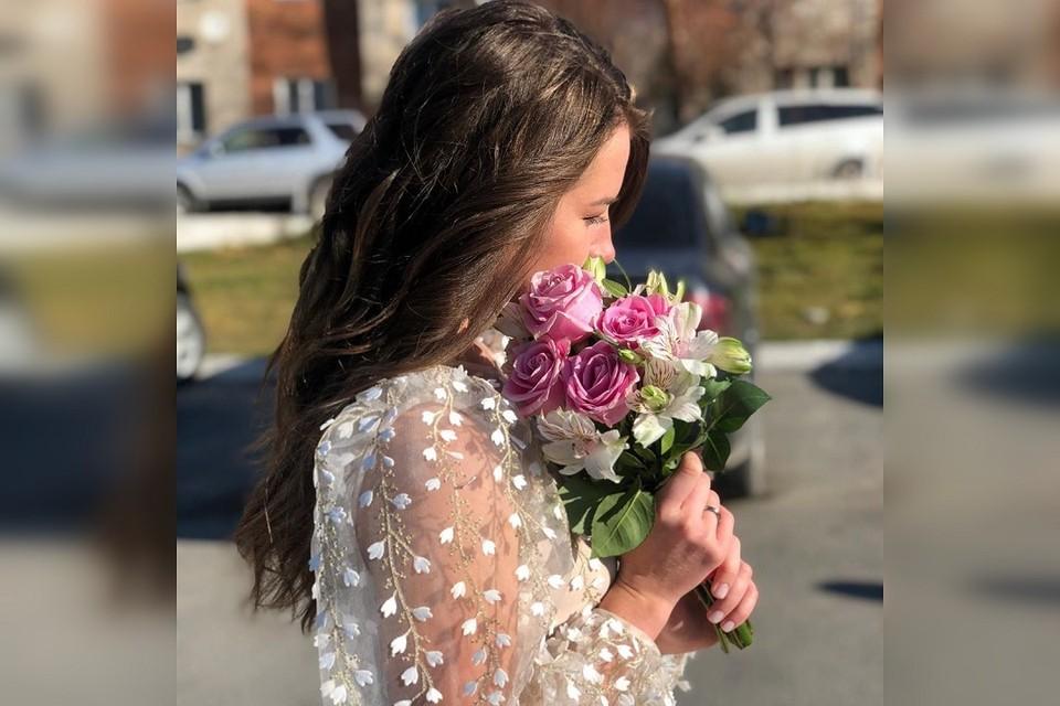 Жена блогера рассказала, как прошла их свадьба. Фото: sofisofi001