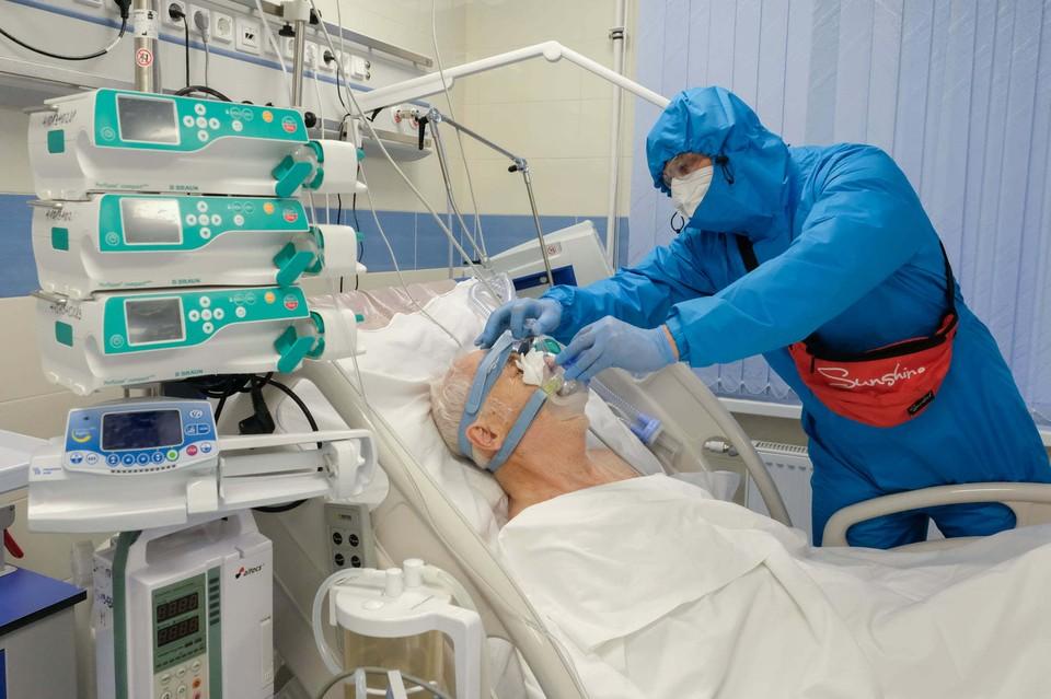 Врачи говорят, что страшен не только коронавирус, но и его последствия.