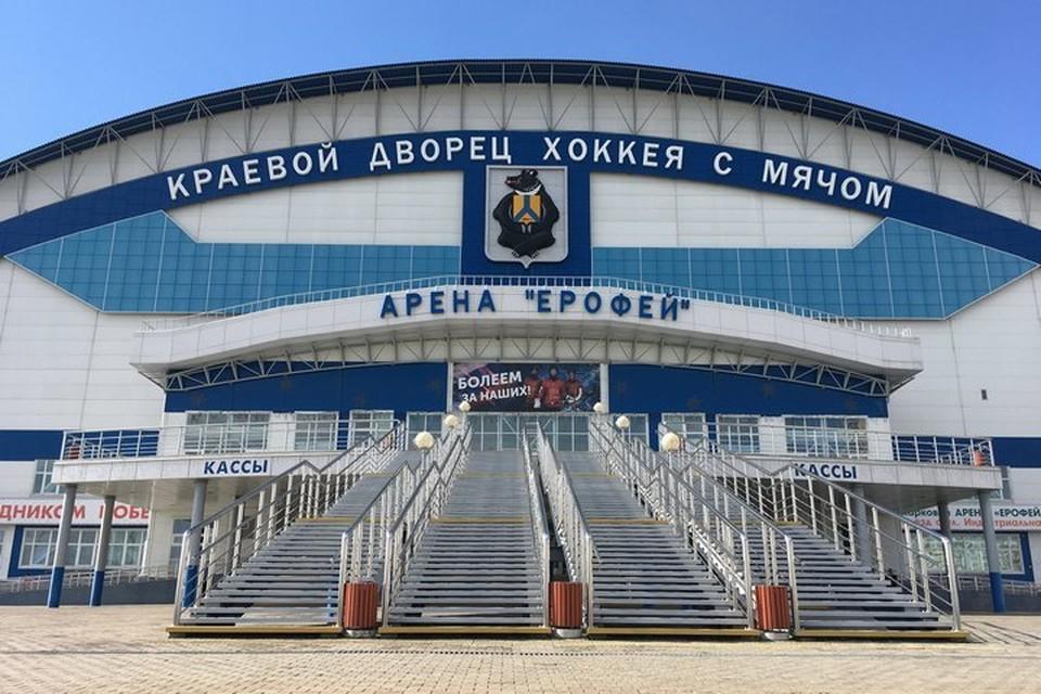 Хабаровские команды «Амур» и «СКА-Нефтяник» проведут домашние матчи без зрителей