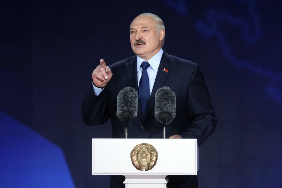 Лукашенко призвал Польшу и Литву жить дружно.