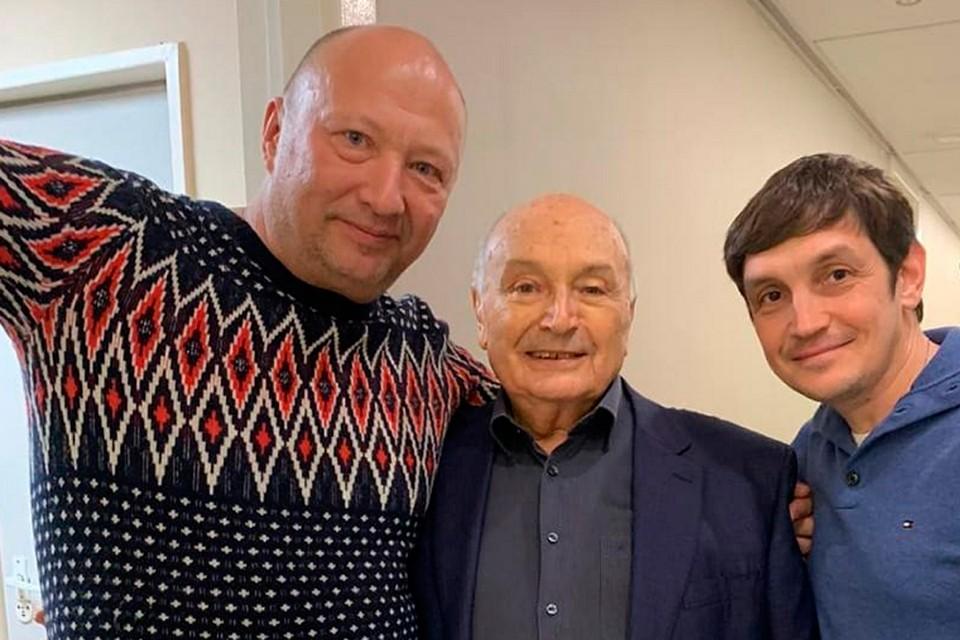 Юрий Гальцев вспоминил трогательную историю, связанную с Михаилом Жванецким.