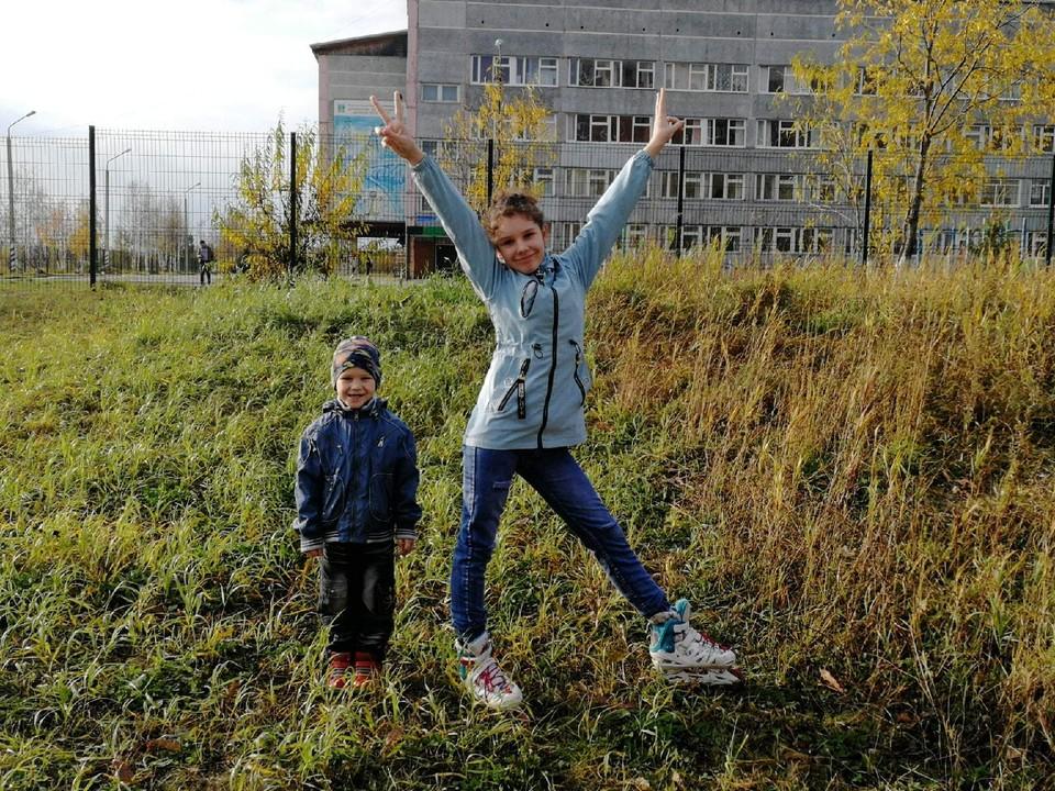 Валерия Удот: «Героем себя не считаю». Фото: личный архив семьи Удот