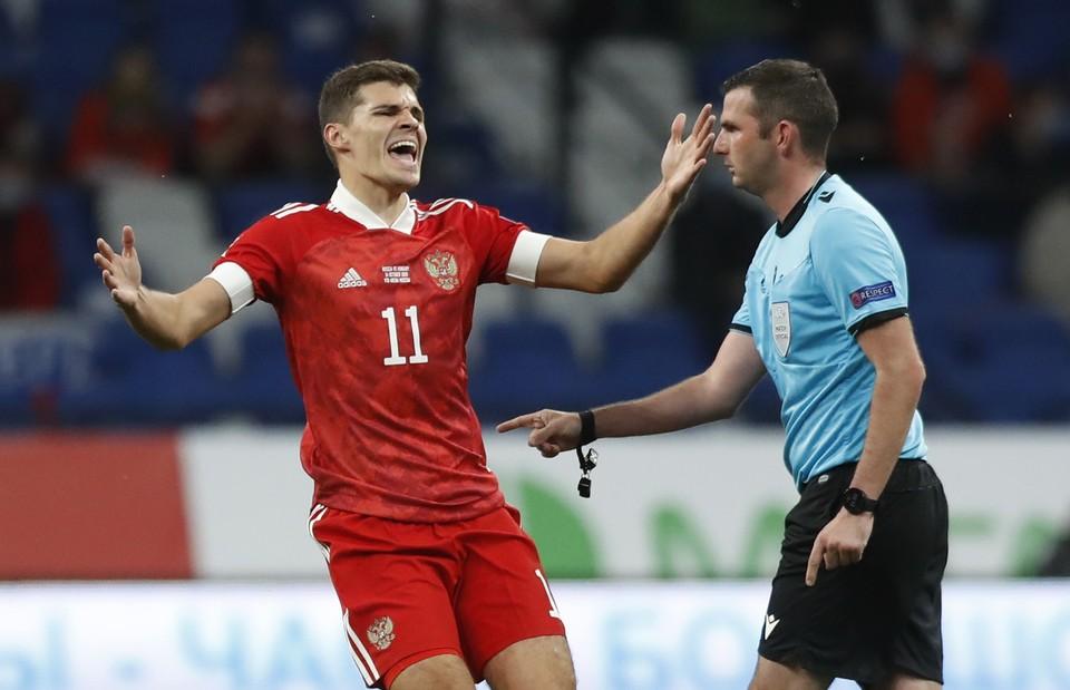 Россия проведет матч в Кишиневе.