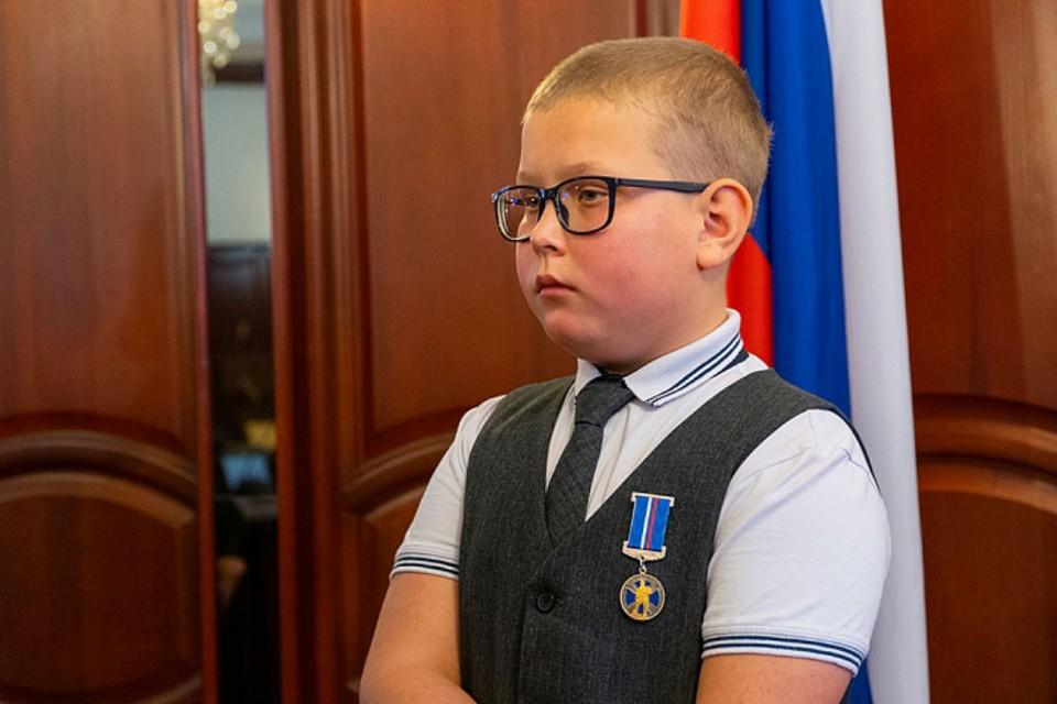 Матвей учится в школе в селе Адышево. Фото: kirovreg.ru