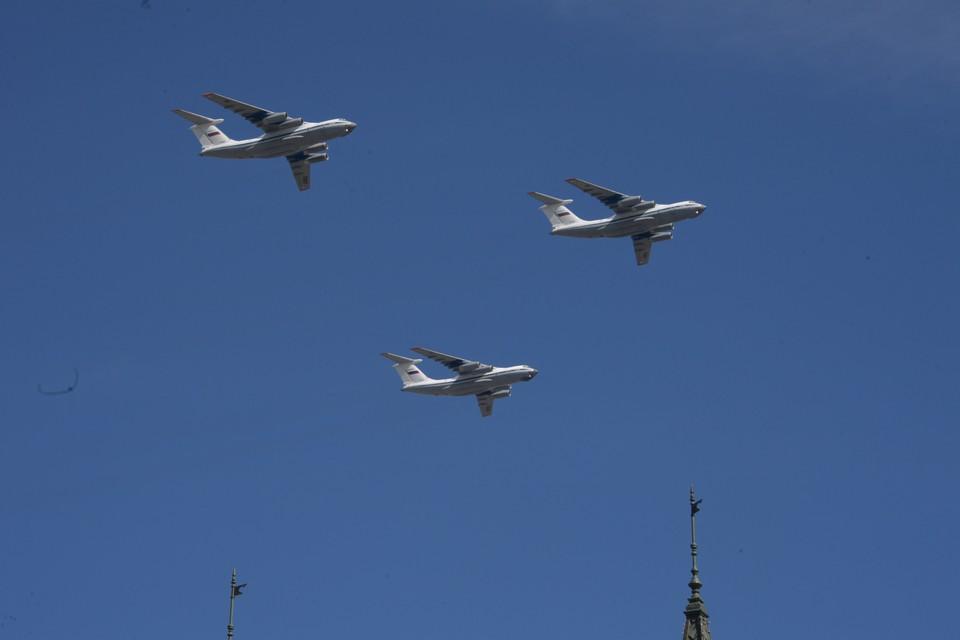 Россия отправила в Карабах еще восемь самолетов с миротворцами