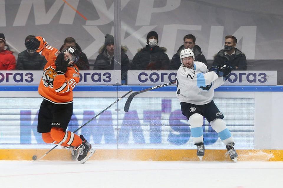 Минское «Динамо» в битве характеров одолело хабаровский «Амур» со счетом 2:1