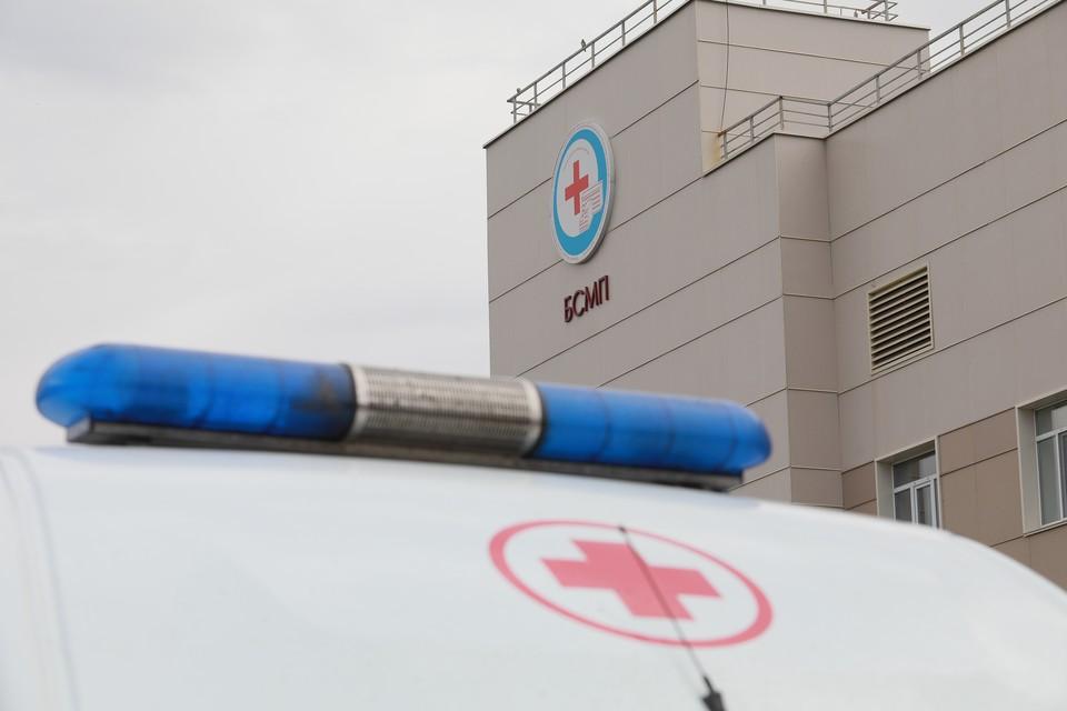 В БСМП в марте попал первый в крае пациент с коронавирусом