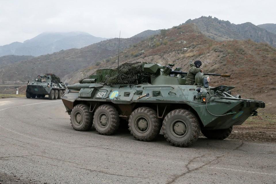 Мы собрали последние новости о конфликте в Нагорном Карабахе на 15 ноября 2020 года