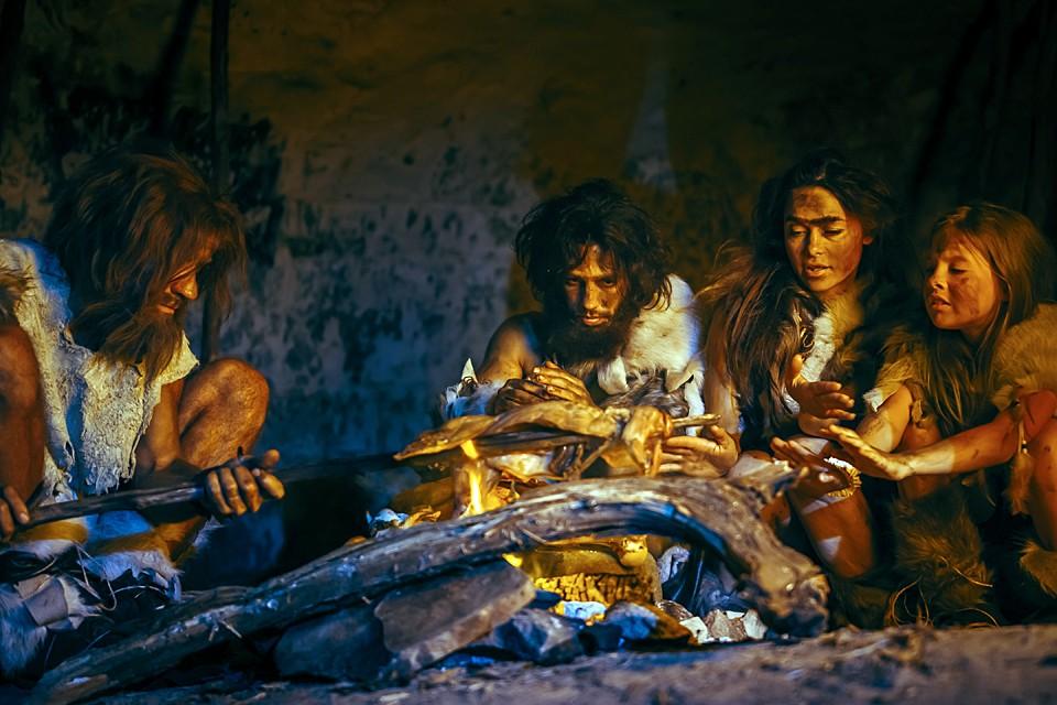 В древности люди не смогли пережить резких изменений климата. Они очень старались. Они двигались в более теплые края, приручили огонь, научились делать одежду. Но в конечном итоге это не помогло им выжить