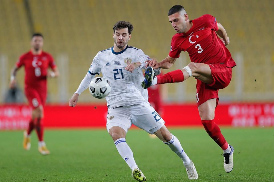 Главный тренер российской команды остался доволен содержанием игры в Стамбуле