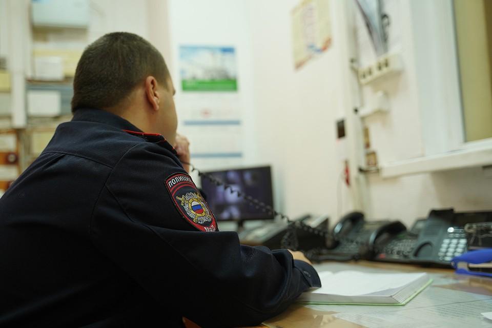 В настоящее время полиция проводит проверку и устанавливает все детали случившегося ограбления