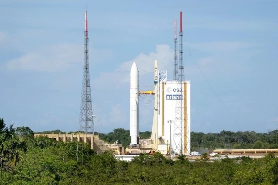 Миссия ракеты Vega провалилась из-за отклонения от траектории полета