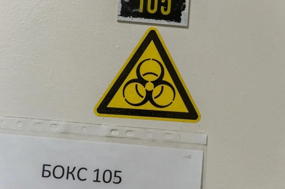 Роспотребнадзор сообщил о новой мутации коронавируса в Санкт-Петербурге.