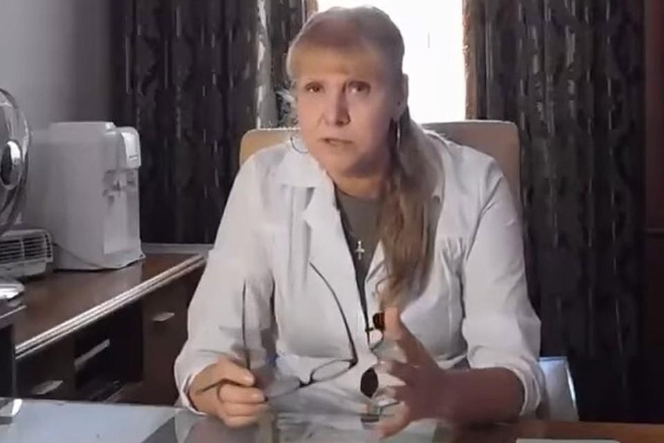 Видео врача-гомеопата Елены Крамаренко о коронавирусе Covid-19 набрало тысячи просмотров.