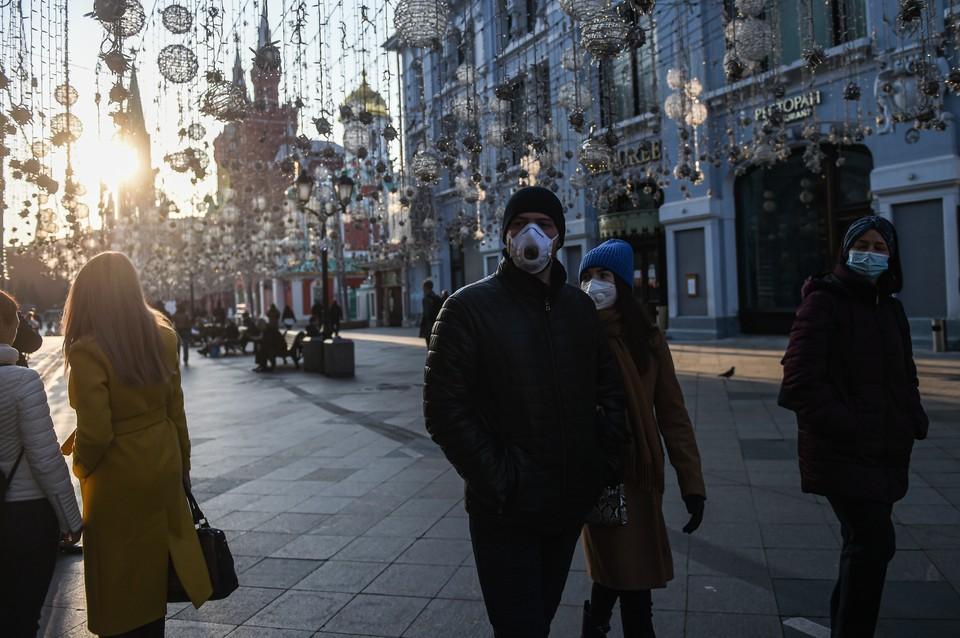 Сразу два новых рекорда по коронавирусу в России побиты за последние сутки