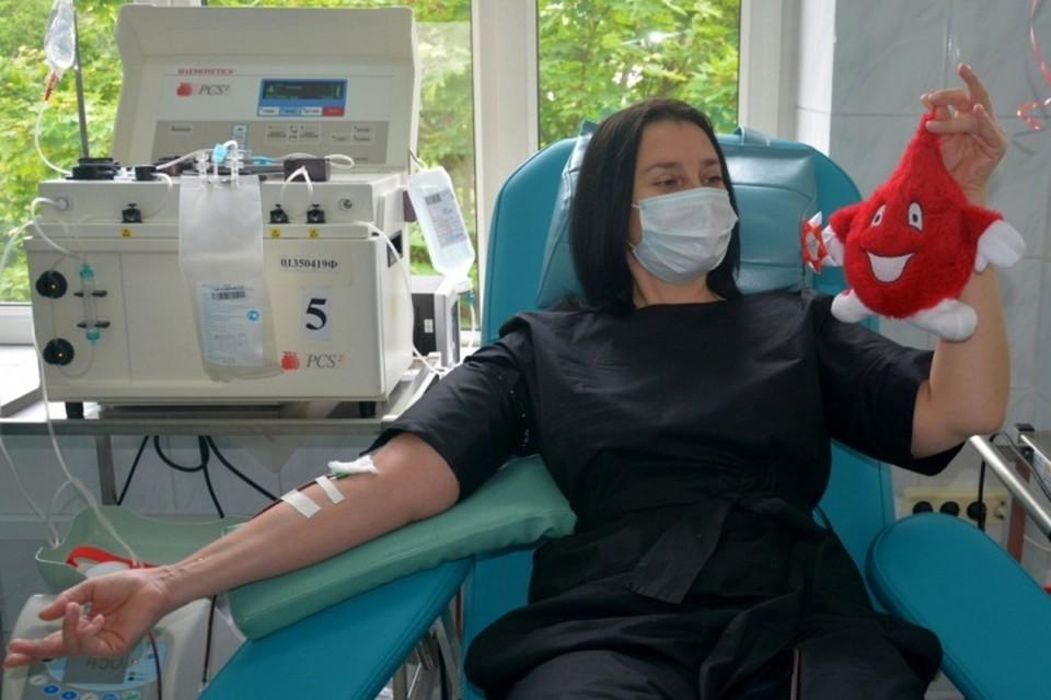 Если раньше Станцию переливания крови посещали 55-60 человек в день, то сейчас 15-20.