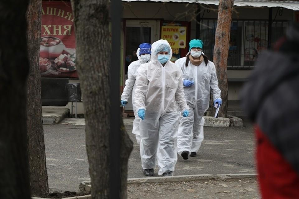 В Калининградской области побил очередной антирекорд - 161 случай ковида за сутки.