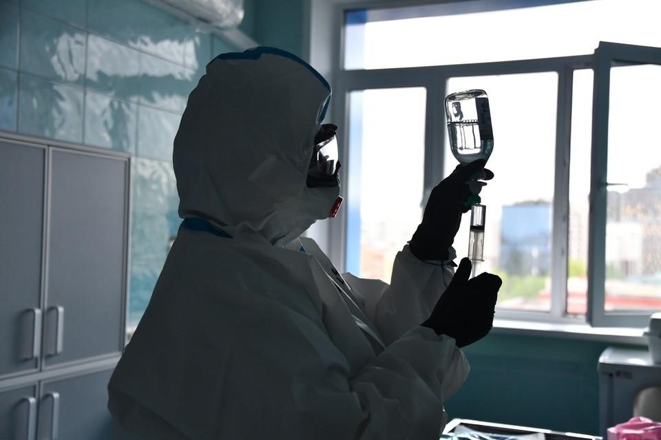 Сейчас в республике почти 19 тысяч лабораторно подтвержденных случаев COVID-19. Фото: Иван МАКЕЕВ