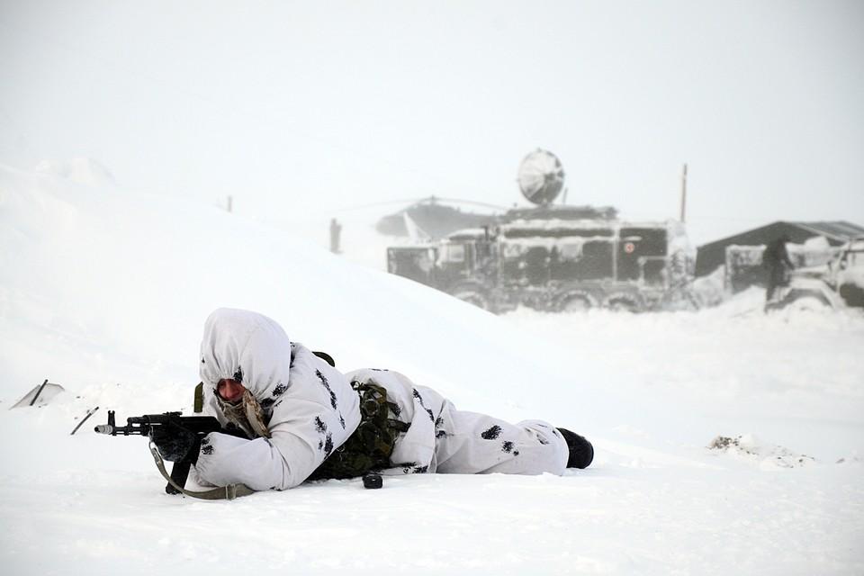 Парижский журнал Le Point взахлеб восхищается русскими военными в Арктике