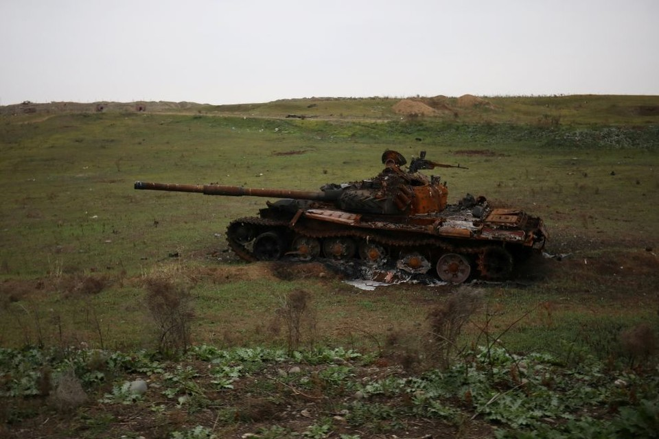 Мы собрали последние новости о конфликте в Нагорном Карабахе на 21 ноября 2020 года