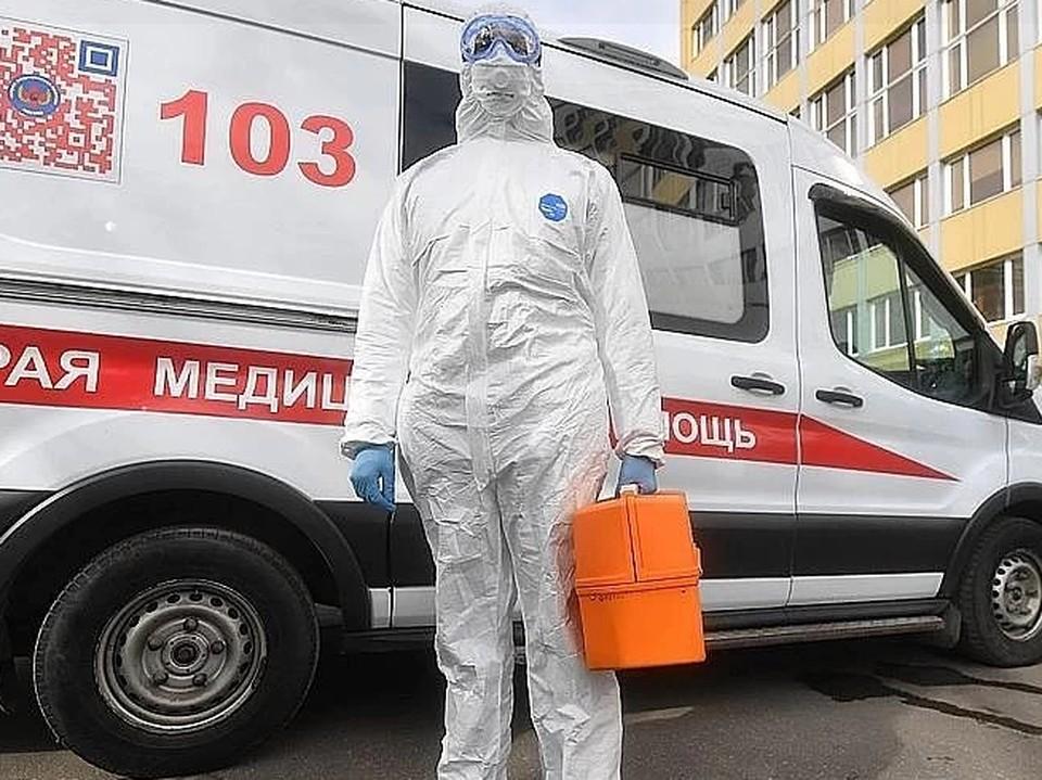 Правительство выделит 7,7 млрд рублей на отпускные борющимся с коронавирусом медикам