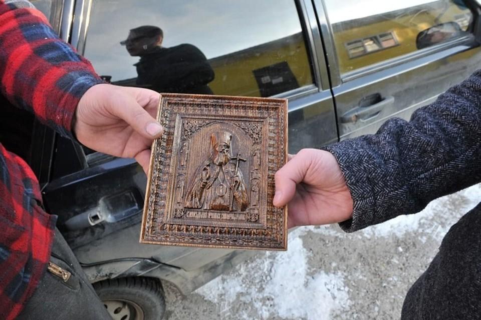 Фото: пресс-служба Красноярской епархии.