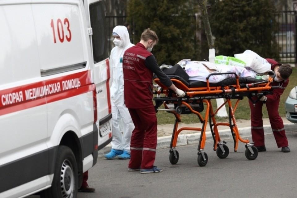 Пять пациентов с коронавирусом умерли в Кузбассе - самому пожилому было 78 лет