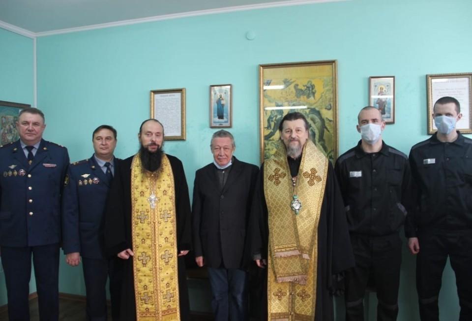 Фото с сайта Белгородской и Старооскольской епархии.