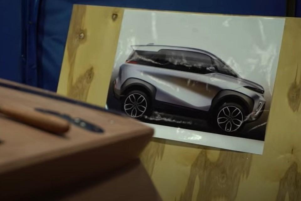 Машина может поступить в массовое производство в 2021 году. Фото: youtube.com/ПАО КАМАЗ