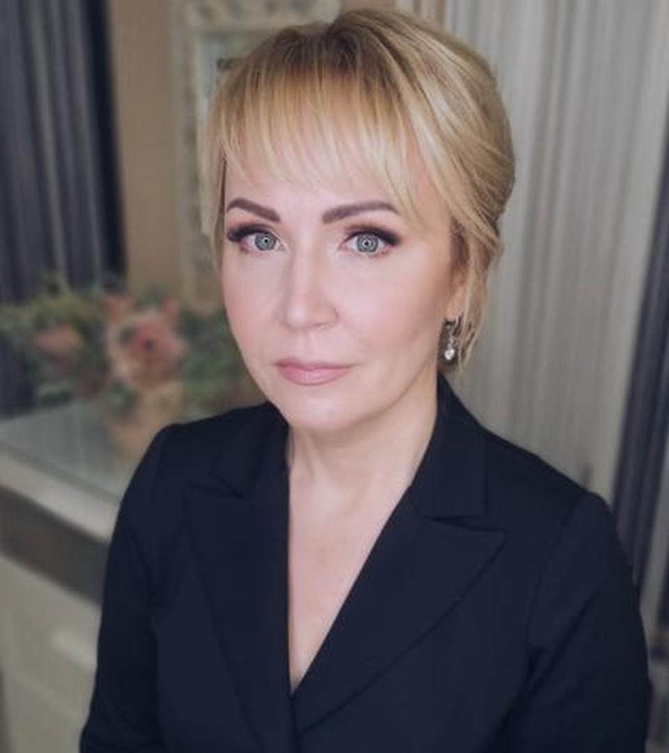 Наталия Макаревич стала и.о. вице-губернатора Тамбовской области