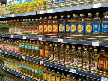 В МАРТ объяснили, что в Беларуси происходит с ценами на подсолнечное масло