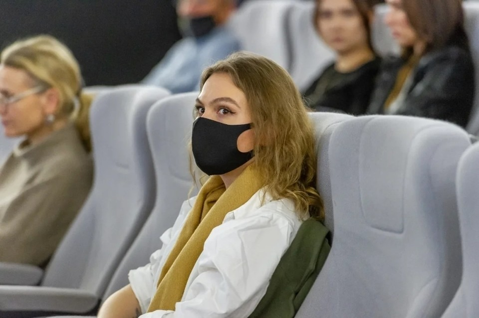 """""""Комсомолка"""" собрала последние новости о коронавирусе в Санкт-Петербурге на 24 ноября 2020 года."""