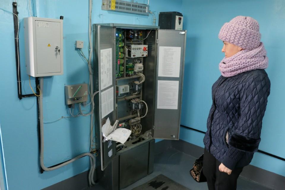 В Хабаровске проверили процесс ремонта лифтов