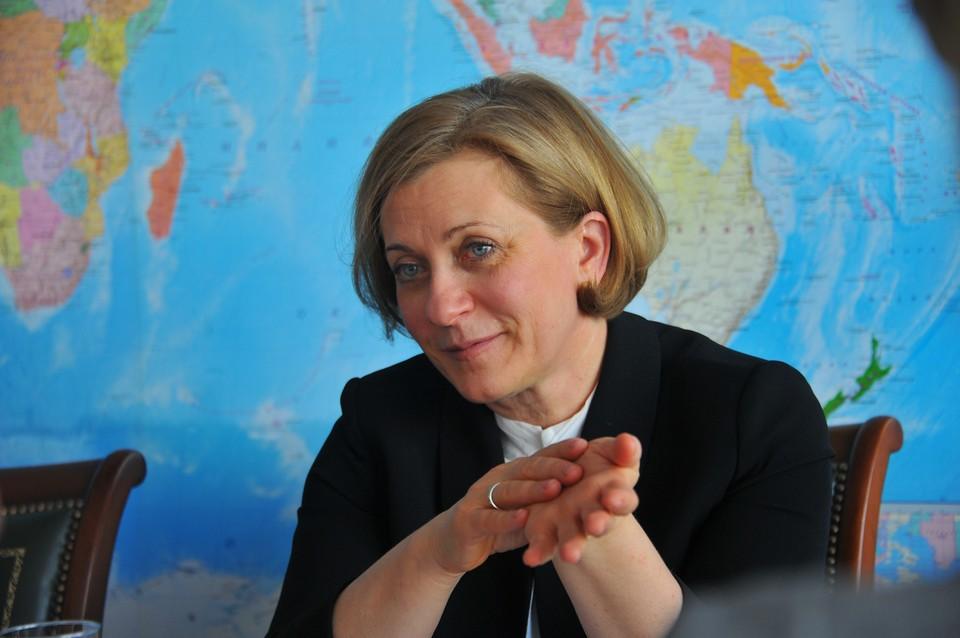 Почти 45% населения РФ уже привиты от гриппа, отметила Попова.