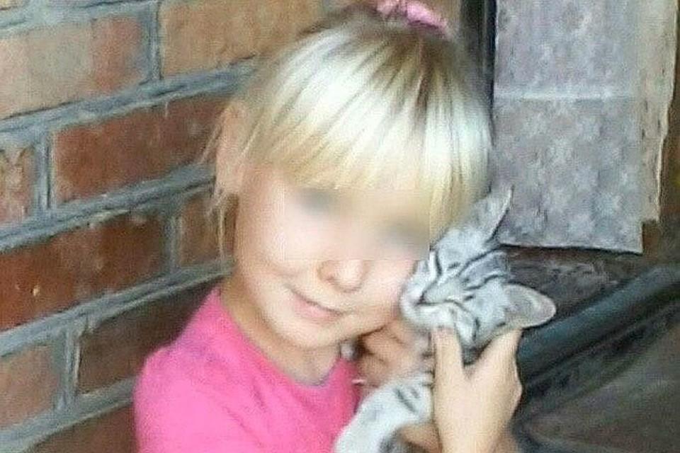 Тело девочки нашли по надписям на стенах домов